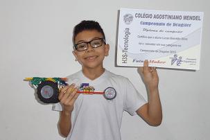 Mendel Campeonato Dragster 2015 4o ano